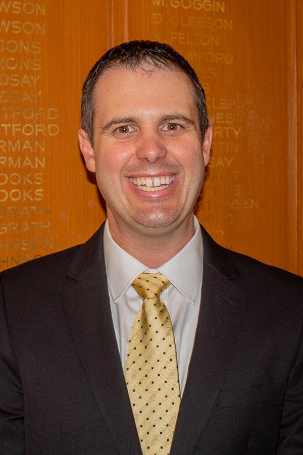 Paul Grosvenor