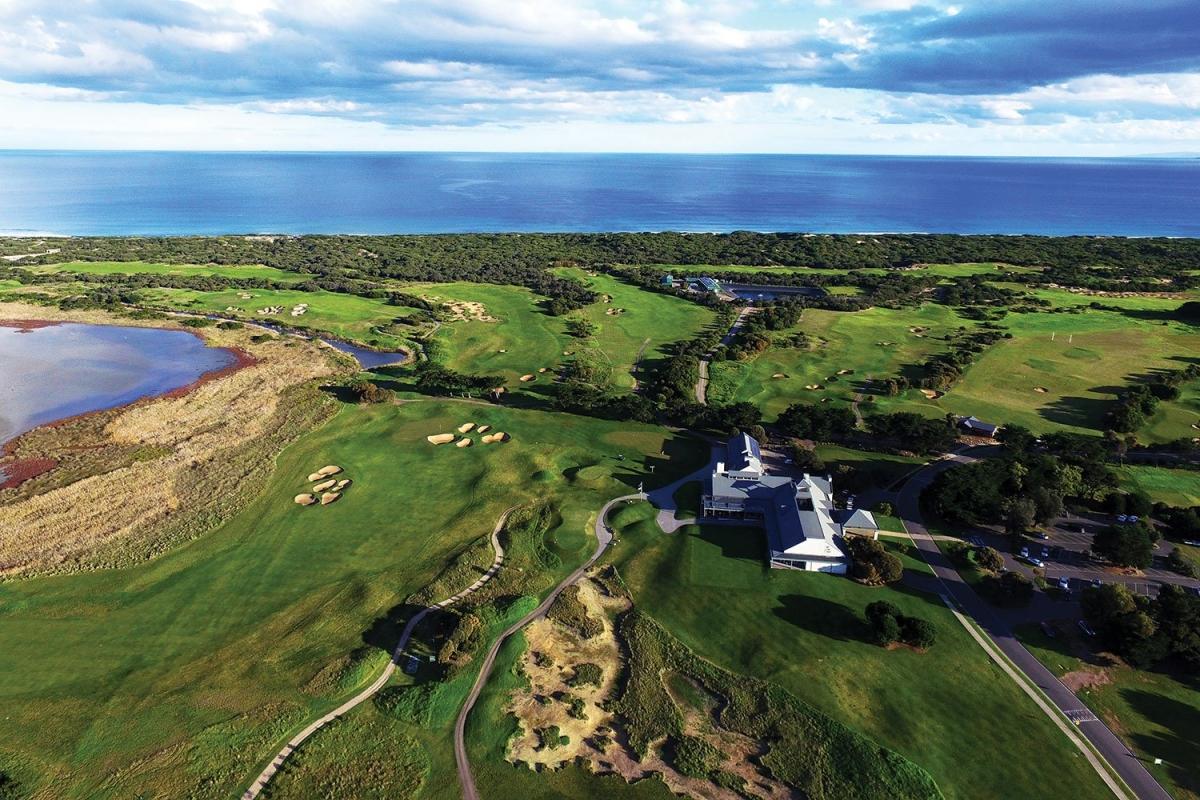 Thirteenth Beach Golf Links